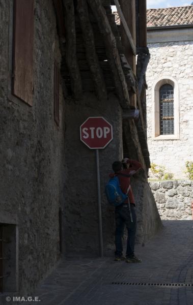 STOP! fotografare