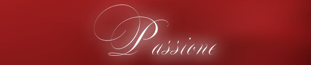 passione banner