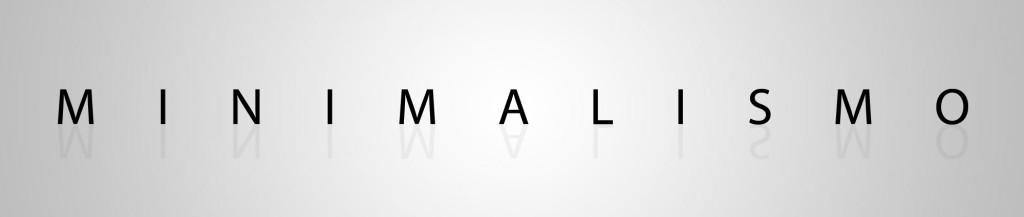 minimalismo banner
