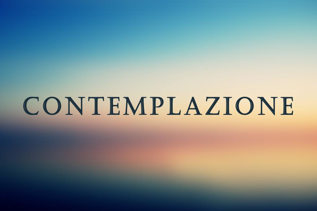 contemplazione